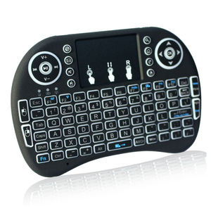 Wireless Air Mouse Keyboards Mini Android TV Box Remote Control & keyboard Fly Air Mouse with USB for Tablet PC smart TV