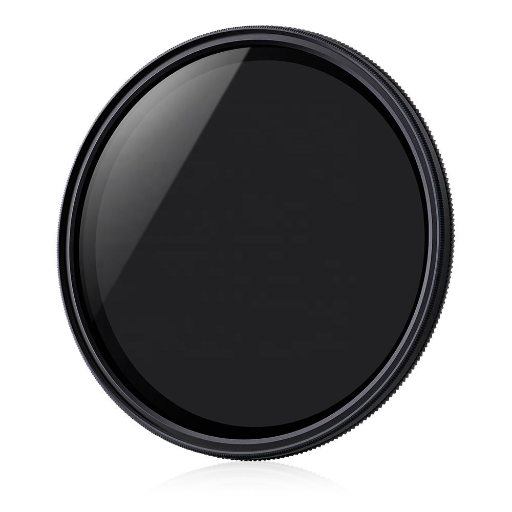 K&F CONCEPT 40.5mm Fader ND Lens Filters from ND2 to ND400 with Japan glasses