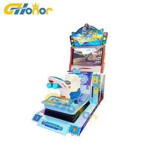 Beste Prijs Amusement Simulator Video Motorfiets Racing Game Machine Arcade Muntautomaat Racing Game Voor Verkoop