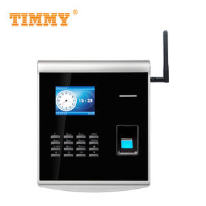 TIMMY Wifi Gprs 3G de Temps D'empreinte digitale de Carte Sim Machine Biométrique d'assistance