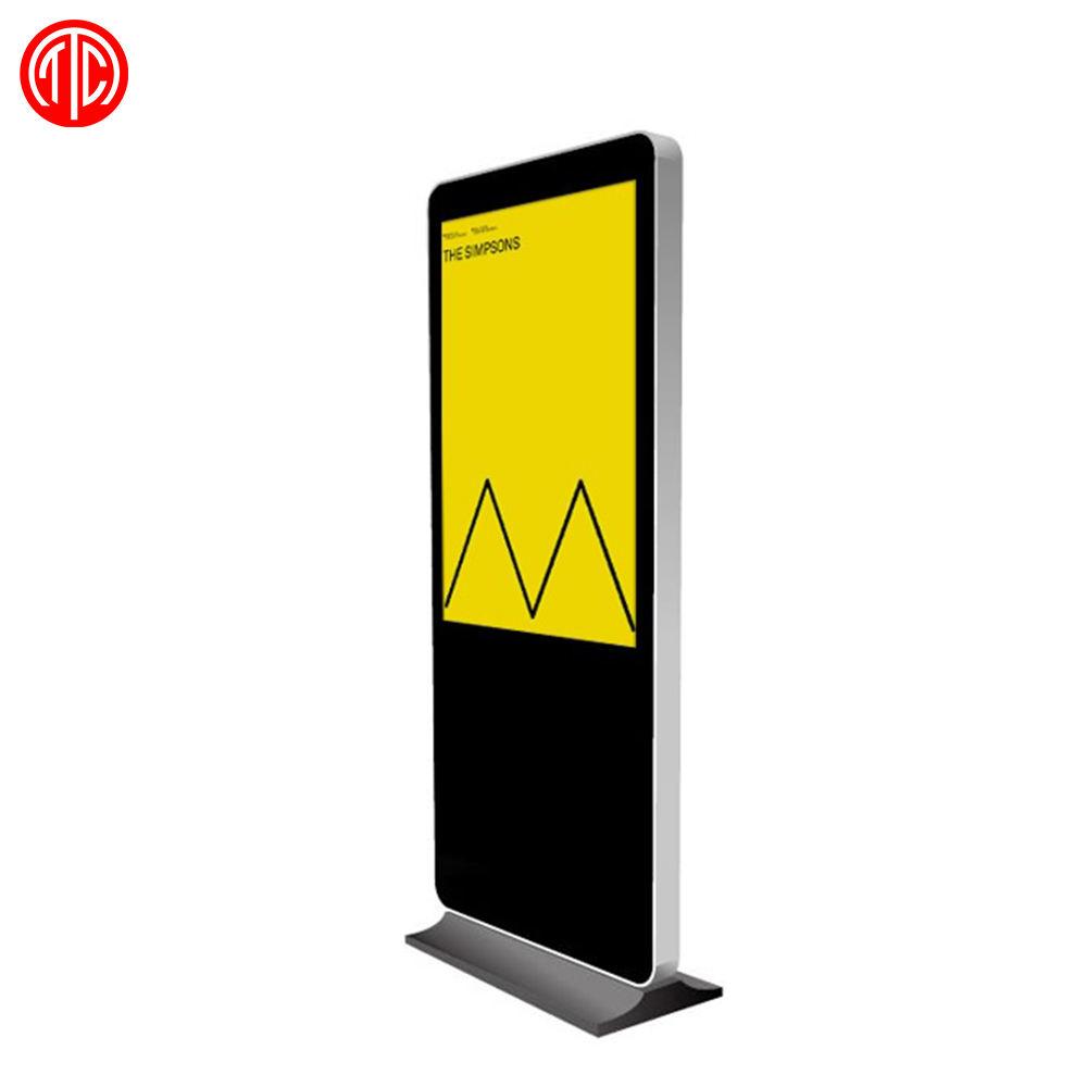 Buona Qualità Alta Reputazione Pannello Formato Personalizzato Android e PC Versione Touch Screen Pubblicità Display <span class=keywords><strong>LCD</strong></span>