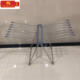 Drying Hanging Rack High Quality Stainless Steel Clothes Drying Hanging Rack Expanding Double Pole Clothes Drying Rack