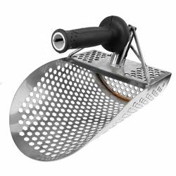 Beach Sand Scoop Shovel Hunting Tool Stainless Steel Accessories for Metal Detector