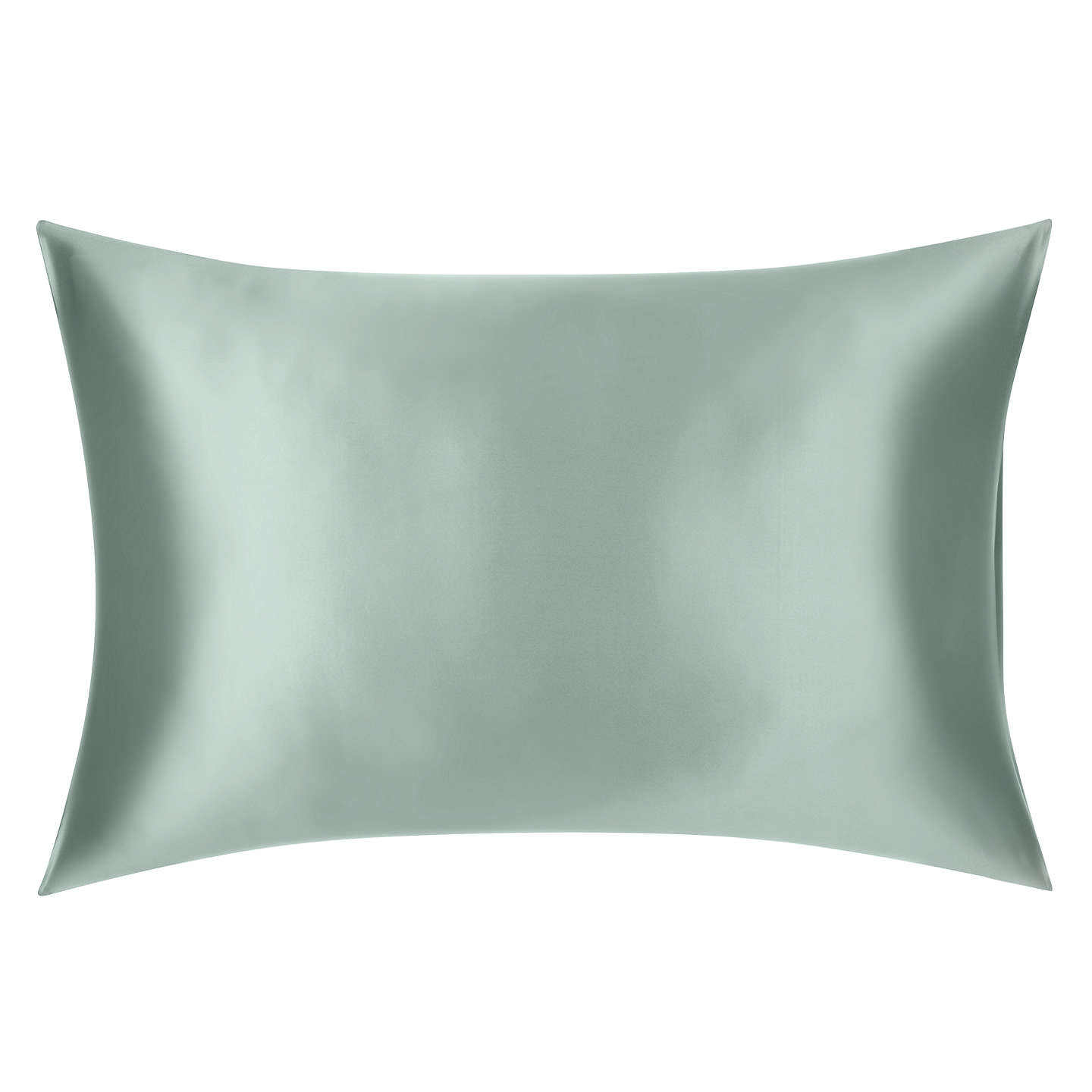 Solid Fabric Silky Satin Polyester Shiny Pillowcases