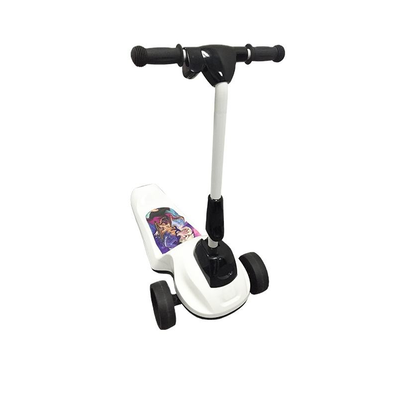 folding cheap kids electric scooter 3 wheel scooter