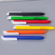 Most popular promitional big printing area plastic pen with logo