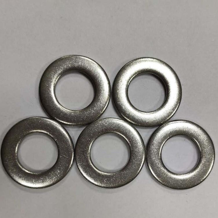 Flat Washer [ Flat Washer ] Washer Stainless Factory Sell Stainless Steel Flat Washer M10