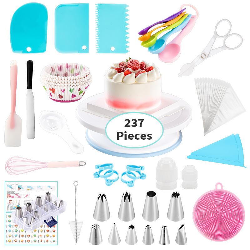 Wholesale Cake Decorations Supplies, Baking Accessories Reposteria Baking Tools Cake Decorating Set/