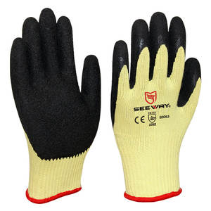 Seeway Latex Coated Palm Anti Cut Gloves Lv3