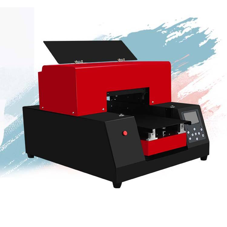 China Rfc Multifunctionele Roterende Fles Cup Inkjet A4 Uv Flatbed <span class=keywords><strong>Printer</strong></span> Prijs Mobiele Telefoon Case/Kaart/Golfbal