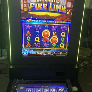 USA Scientific/SG Ultimate Fire Link Slot Game Machine