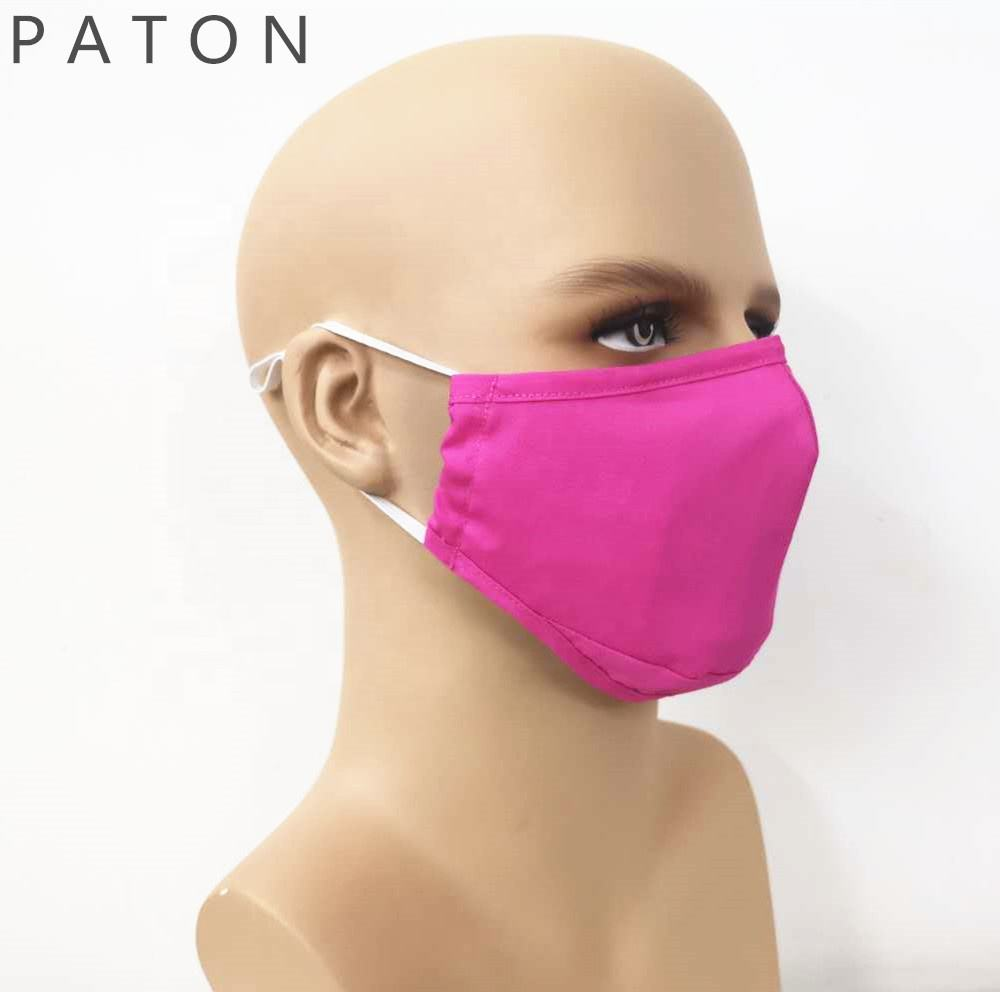 Custom made Artists printing Wholesale Reusable Cotton sports Mouth wear Washable Winter Warm Cotton Mask Face party Masks