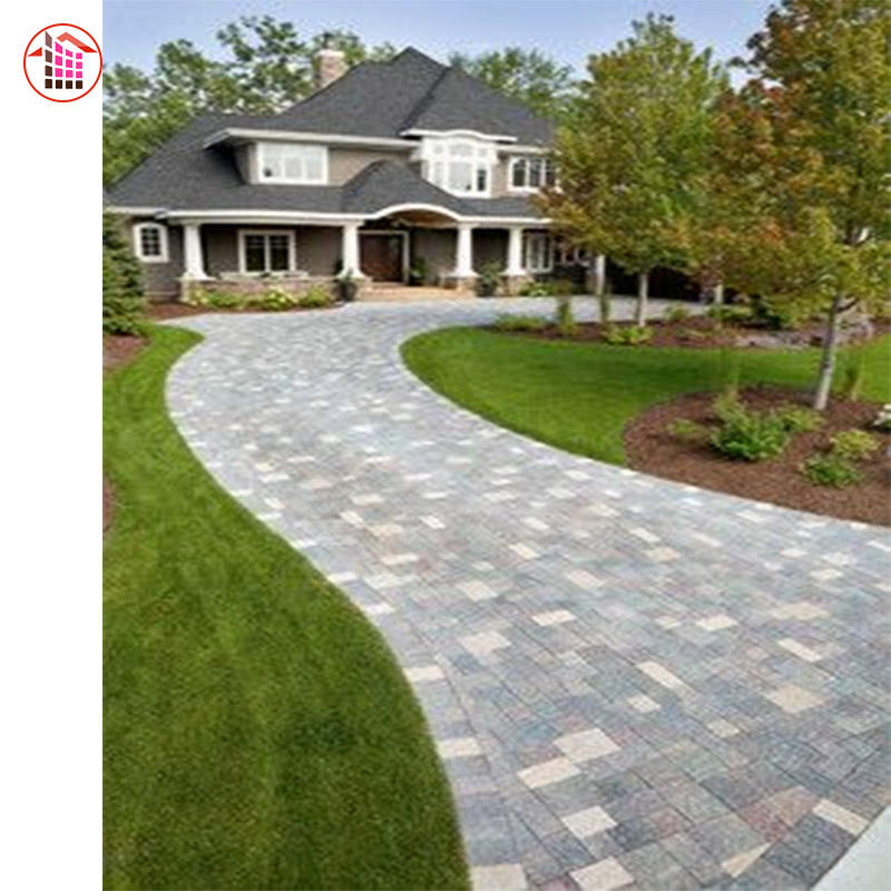Cubestone Natural Cobblestone Cheap Outdoor Stone Garden Granite Driveway Paving Stone Project 10x10 Floor Driveway Paving Cubes