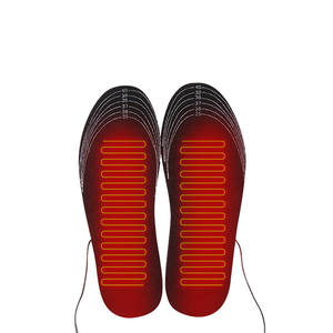 USB Heating Insole Suitable for 35-39 Yard Womdee Heated Shoes Insoles New Washable Cutting Heating Insoles Far Infrared Carbon Fiber Insoles and EVA Elastic Fiber 2 Pair