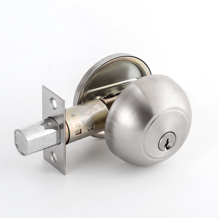 One-Stop Service [ Cylinder Deadbolt ] Deadbolt Lock Stainless Steel Entry Knob Single Cylinder Key Control Deadbolt Door Lock
