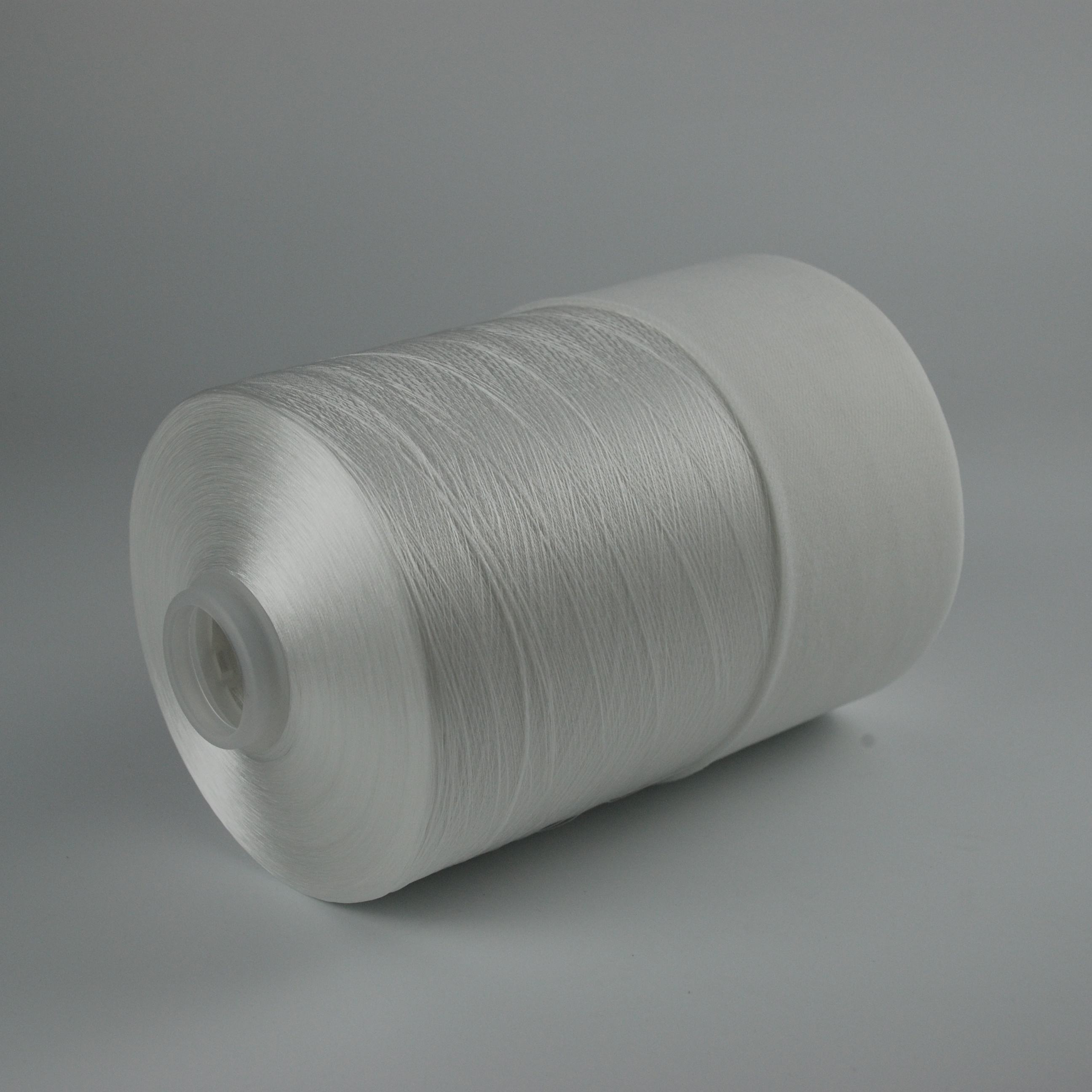 bonded polyester sewing thread for shoes