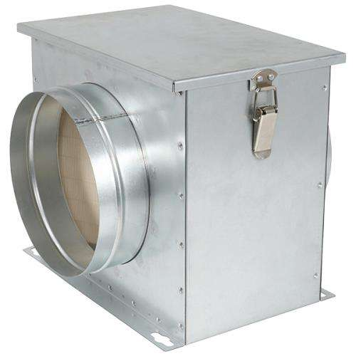 Square Hepa Filter Box for Exhaust System in Laboratory