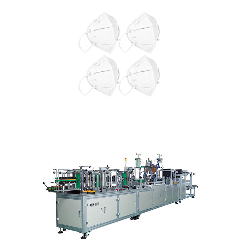 Wholesale Factory Packing Production Line News Available Mask Manufacturing Machine