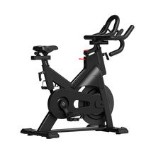 Professional indoor gym home use stationary fitness equipment super noiseless spinning exercise bike