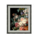 Painting Painting High Quality Large Luxury Watercolor Floral Framed Artwork Painting