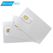 2019 Hotcake 2G 3G 4G network 128K test sim card for Mobile Phone Test Card factory