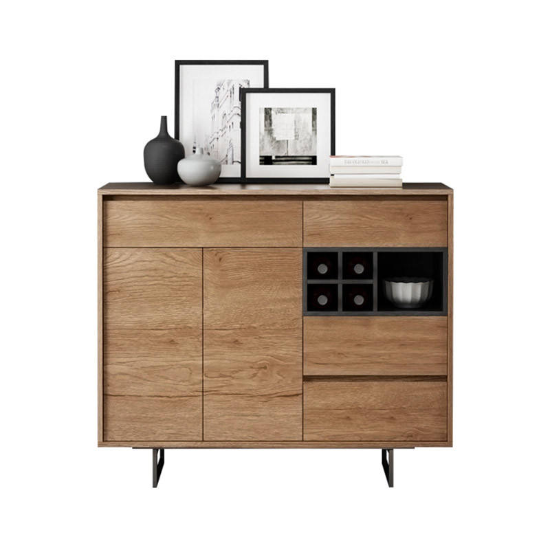 Modern dining room furniture 3 drawers buffet sideboard sale