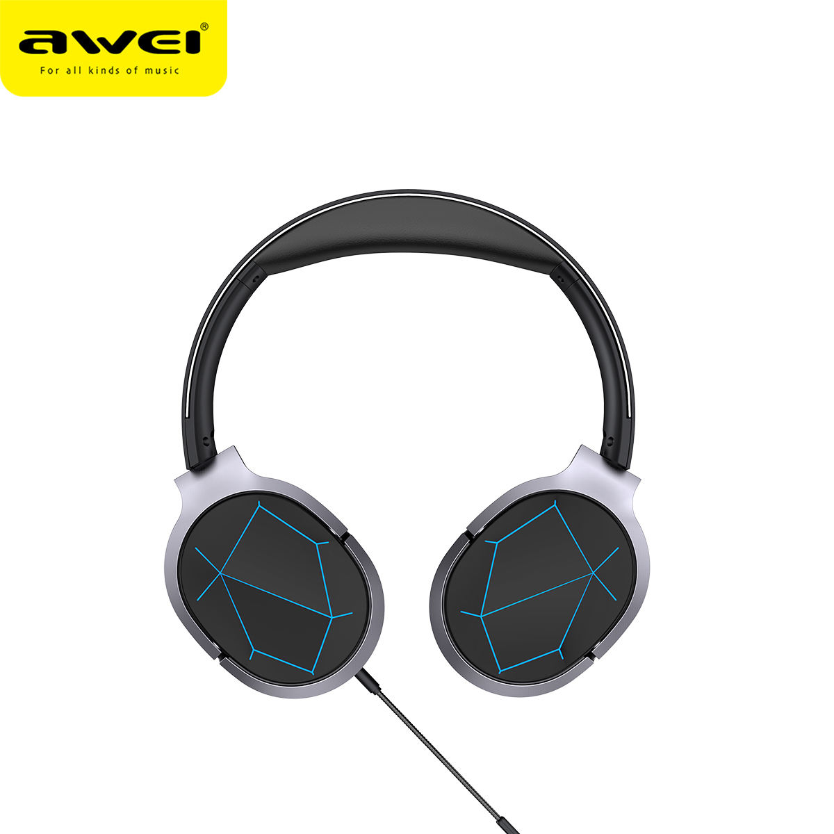 Awei A799BL head-mounted gaming headset NEW ARRIVAL WIRELESS WATERPROOF BLUETOOTH HEADPHONES