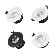 Ultra-thin led ceiling light recessed 10W LED downlight
