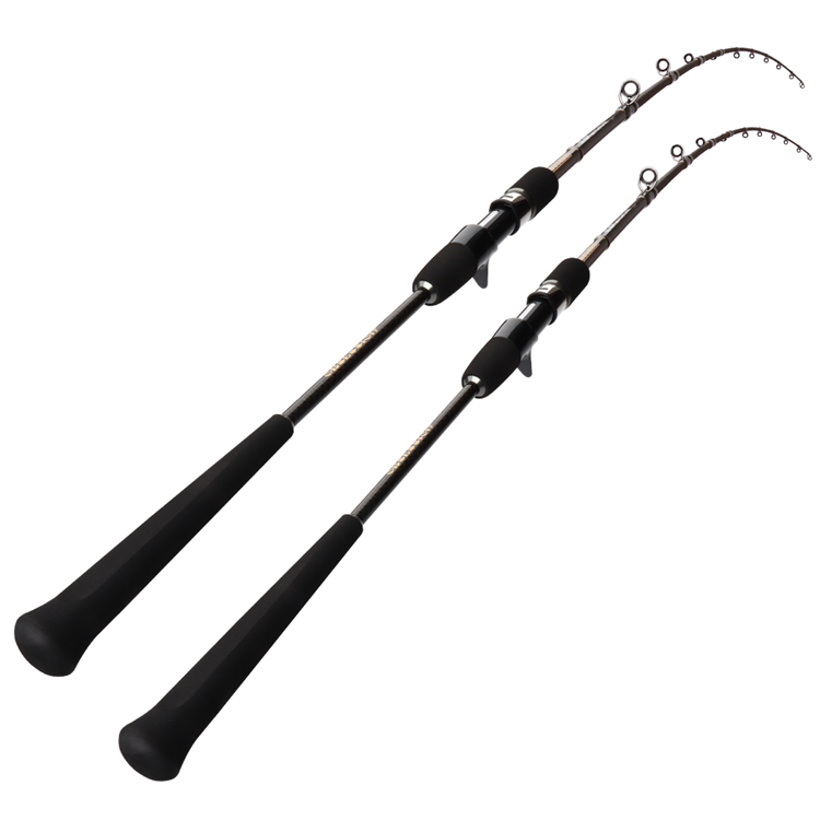 Hot sale OBSESSION 1.98 1 section slow pitch jigging rod High quality carbon slow jigging rod