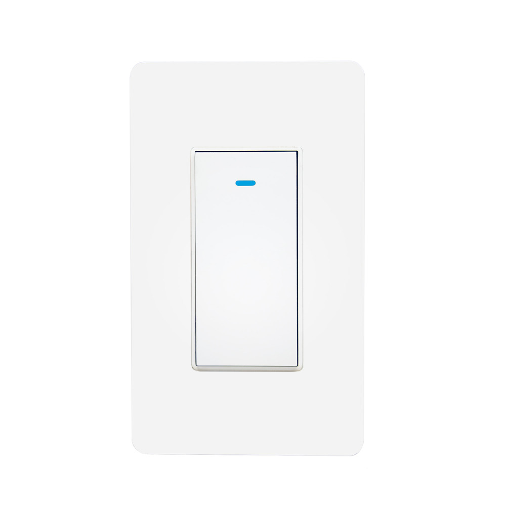 Tuya Home Automation Products Smart Light Switch With wifi Wifi light switch
