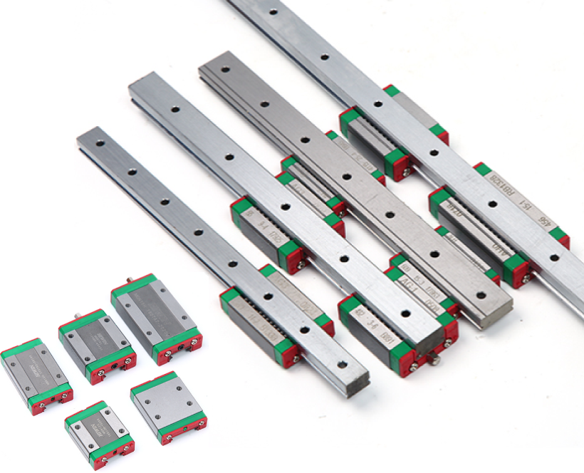 MGW MGN micro linear guides block rail for cnc machine