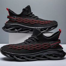 Spring daily wear outdoor sport shoes men sneakers running gym shoes