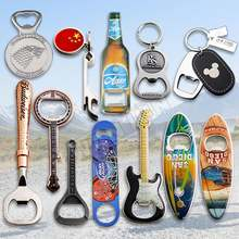 Guitar Shape Bottle Openers Professional Shape Bottle Openers Boxer Shape Bottle Openers