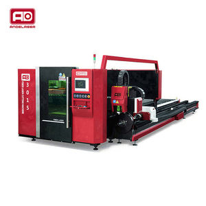 1000W 2000W 3000W 4000W 6000W 8000W Metal Stainless Steel CNC Fiber Laser Cutting Machine
