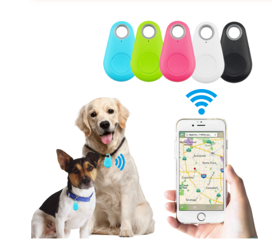 Lorenzo Oem Mini Rastreador Localizador De Mascotas Tracking Apparaat Key Finder Smart Portemonnee Anti Verloren Gps Tracer Pet Tracker