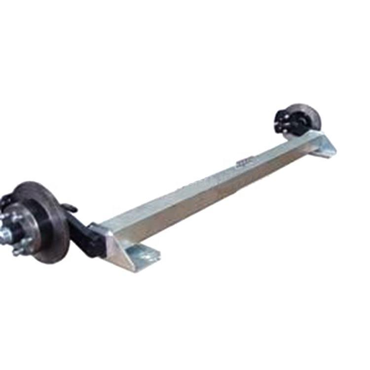 Pair 2,000-Lb Capacity per Pair Ultra-Tow Stub Torsion Axles
