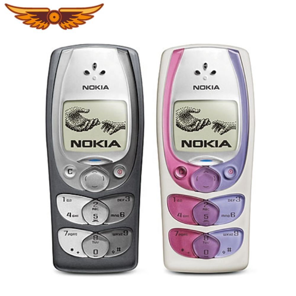 Original Unlocked Nokia 2300 Cheap Old Phone Refurbished