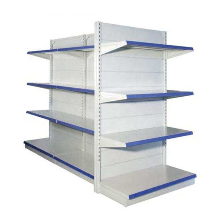 Chinese Popular Products Gondola Shelving Layout Supermarket