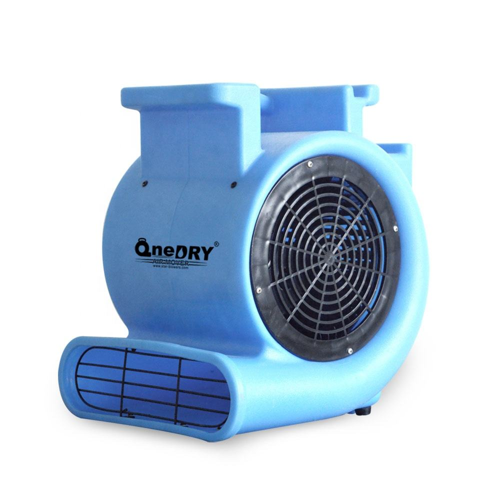 Warehouse Stackable Plastic High Volume Centrifugal Air Blower