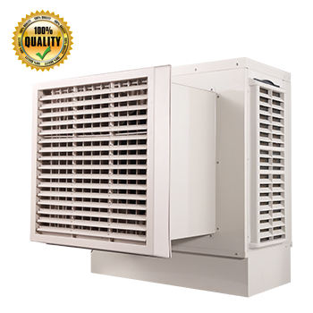 Wall Mounted Cooling Air Cooler greehouse climate cooling swamp cooler