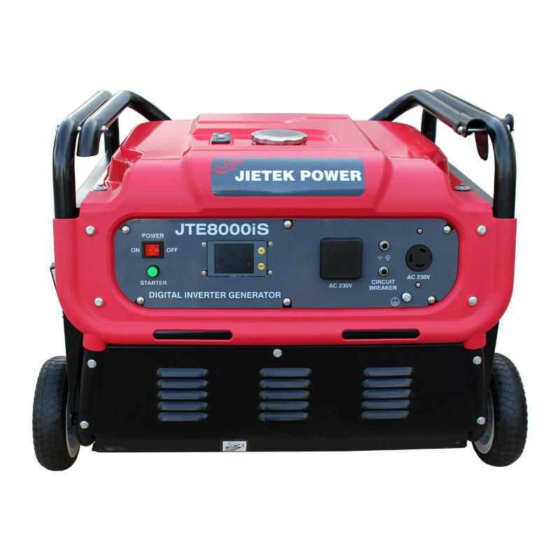 High Performance Max Power 7500w Gasoline Inverter Generators110/220/240V Silent50Hz Durable