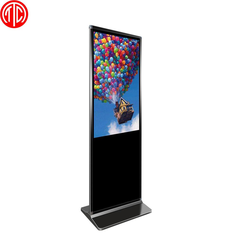 Marvel MWE813 43 pollici Garanzia di Qualità macchina pubblicitaria android pubblicità display
