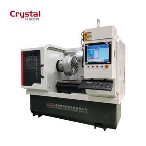 Super Promotion WRM28H Diamond Cutting Alloy Wheel Rim Repair CNC Lathe Machine