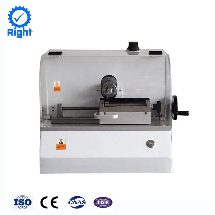 Izod Charpy Notch Broach Broaching Machine for Plastic Impact Test