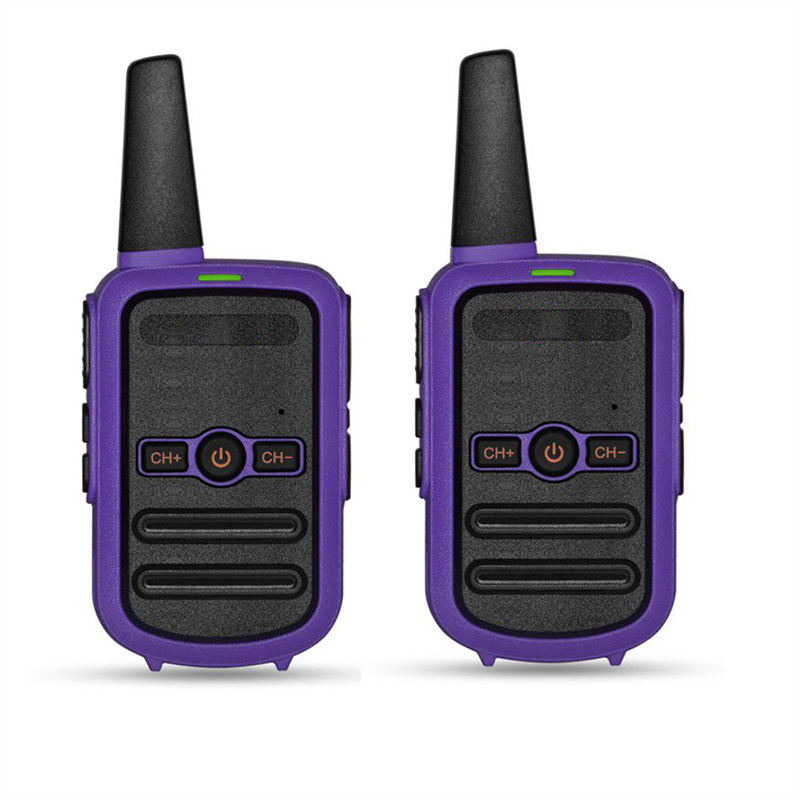 3-5km Long Range Communication 2 Way Radio Walkie Talkie Wireless Digital PTT Kids Waki Taki