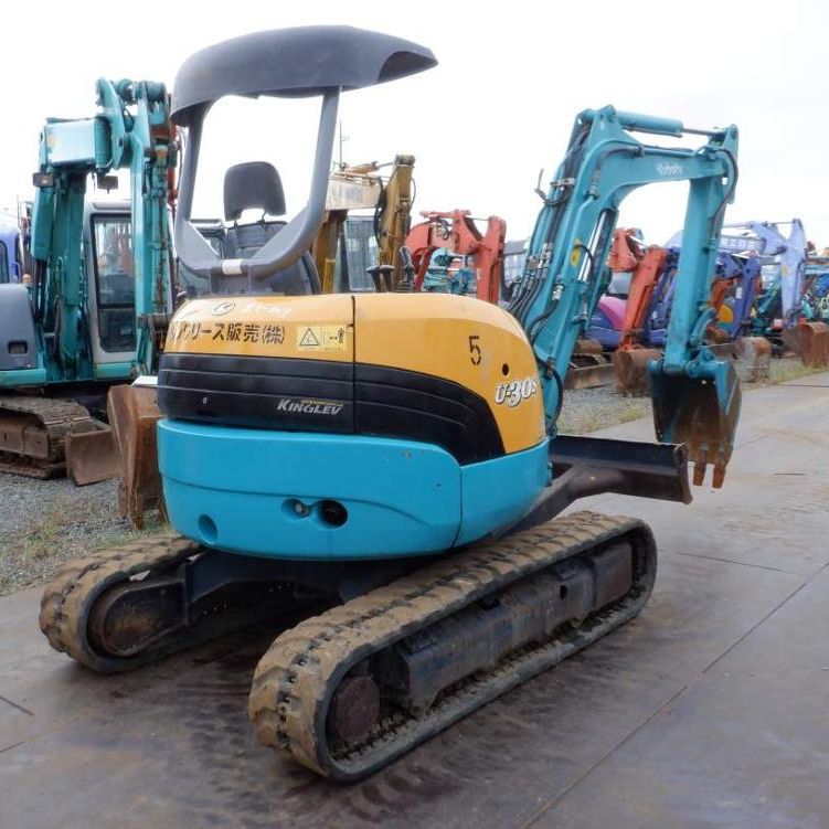 Used excavator for sale 3ton mini excavator