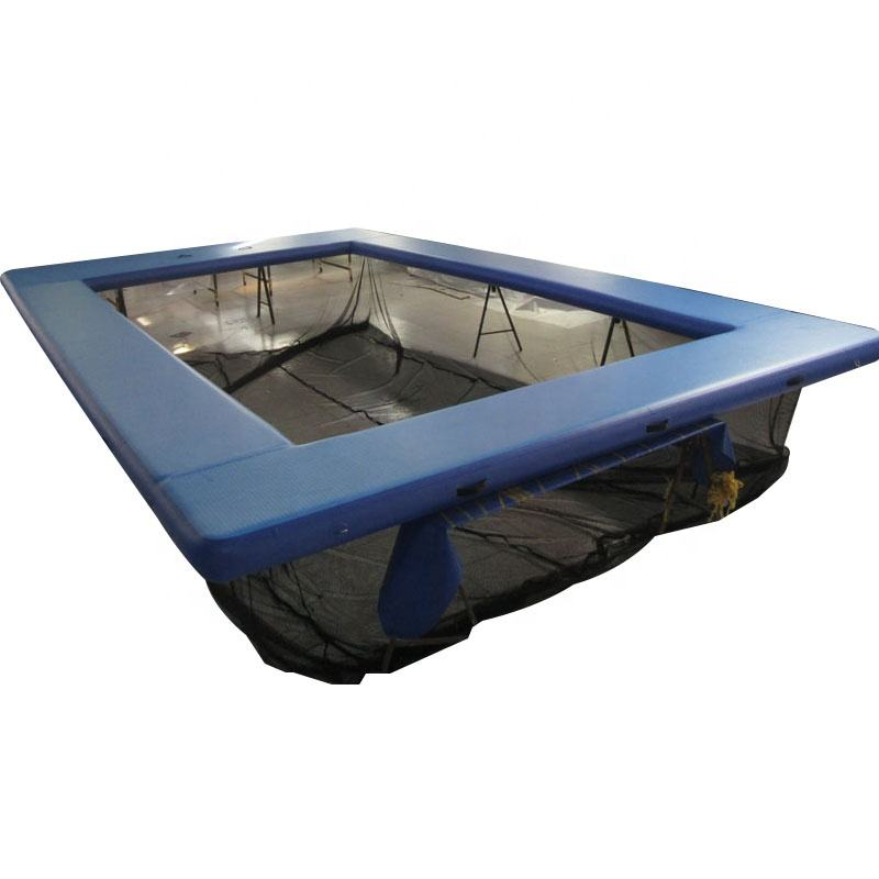 Inflatable Swimming Pool sea pool yacht pool with net For Sale