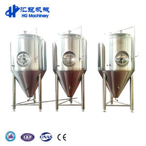 10BBL Stainless Steel Conical Fermenter