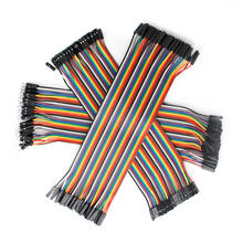 Dupont Jumper Wire Dupont Cable Wire arduino Jumper Wires for DIY Line 10CM 20CM Male to Male + Female to Male Female to Female