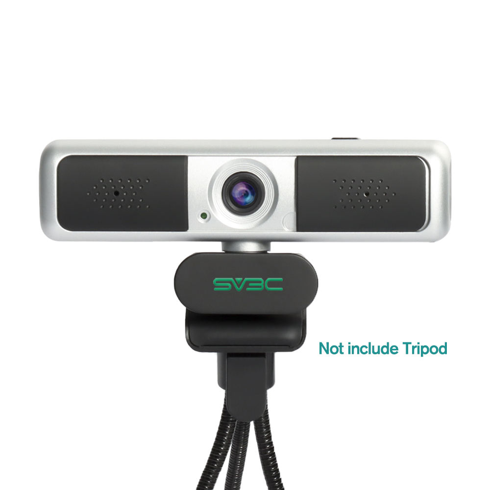 OEM WebCam Jenius HD Penuh 4MP Mini, Webcam USB Mini Konferensi Camara 4 Megapiksel Desktop Pro Autofokus Streaming